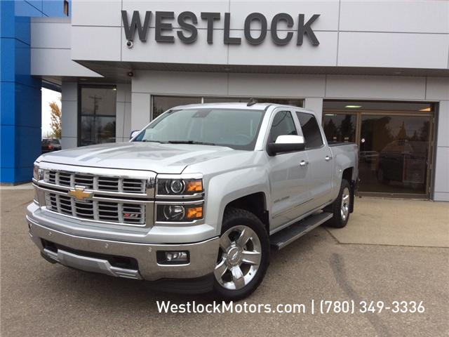 2015 Chevrolet Silverado 1500 1LZ (Stk: T1745) in Westlock - Image 1 of 29