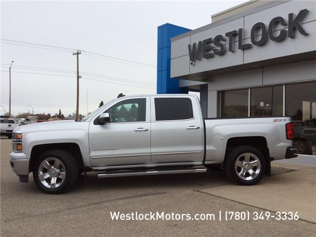 2015 Chevrolet Silverado 1500 1LZ (Stk: T1745) in Westlock - Image 2 of 29
