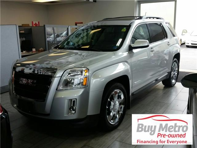 2014 GMC Terrain SLT1 AWD (Stk: p17-213) in Dartmouth - Image 1 of 8