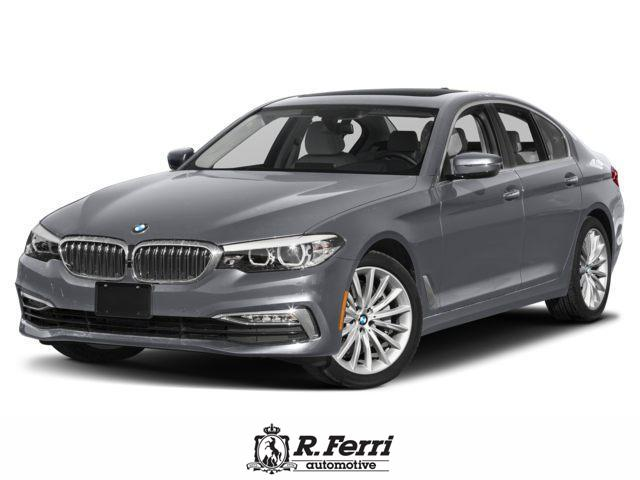 2018 BMW 530 i xDrive (Stk: 26081) in Woodbridge - Image 1 of 9
