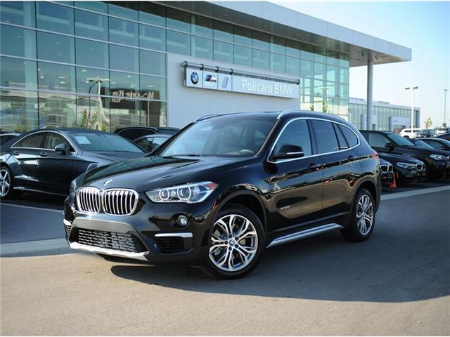 2018 BMW X1 xDrive28i (Stk: 8F90704) in Brampton - Image 1 of 12