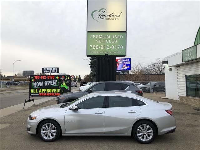 2019 Chevrolet Malibu LT (Stk: WB0015) in Edmonton - Image 1 of 32