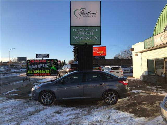 2013 Ford Focus SE (Stk: HW1069) in Edmonton - Image 1 of 27