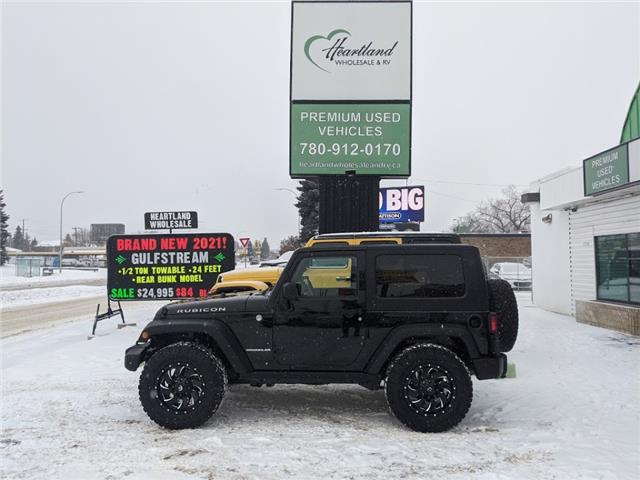2010 Jeep Wrangler  (Stk: HW1080) in Edmonton - Image 1 of 29