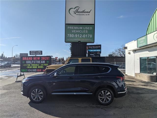 2019 Hyundai Santa Fe Preferred 2.4 (Stk: HW1086) in Edmonton - Image 1 of 31