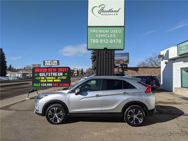 2020 Mitsubishi Eclipse Cross ES (Stk: WB0028) in Edmonton - Image 1 of 32