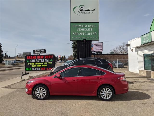 2013 Mazda MAZDA6 GT-I4 (Stk: HW1107) in Edmonton - Image 1 of 30