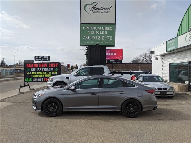2018 Hyundai Sonata GLS (Stk: WB0030A) in Edmonton - Image 1 of 24