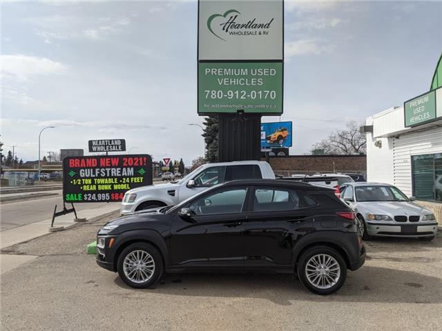 2021 Hyundai Kona 2.0L Preferred (Stk: WB0037) in Edmonton - Image 1 of 35
