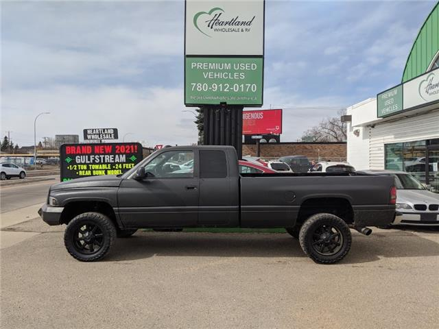 2002 Dodge Ram 2500 SLT (Stk: HW1076A) in Edmonton - Image 1 of 23