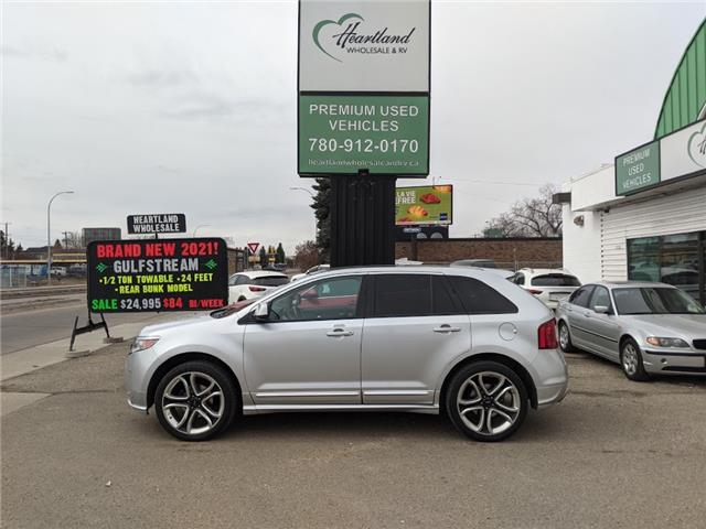 2011 Ford Edge Sport (Stk: HW1114) in Edmonton - Image 1 of 31