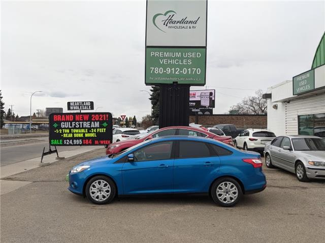 2014 Ford Focus SE (Stk: HW1083) in Edmonton - Image 1 of 27