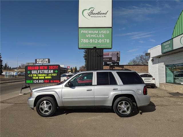 2009 Chevrolet TrailBlazer LT1 (Stk: HW1115) in Edmonton - Image 1 of 36