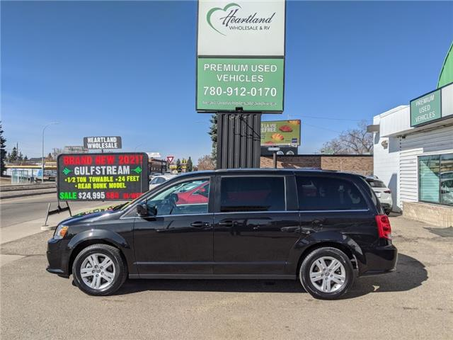 2020 Dodge Grand Caravan Crew (Stk: WB0038) in Edmonton - Image 1 of 28