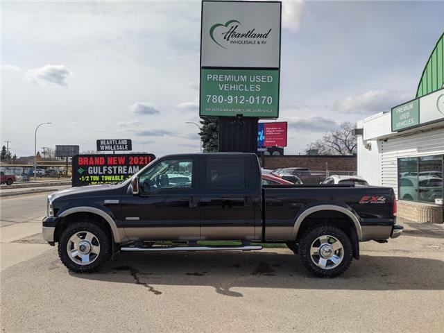 2007 Ford F-350 Lariat (Stk: HW1119) in Edmonton - Image 1 of 40