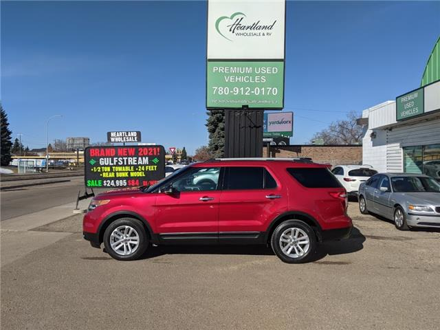 2011 Ford Explorer XLT (Stk: HW1105A) in Edmonton - Image 1 of 34