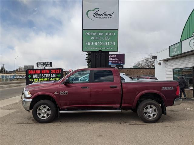 2017 RAM 2500 SLT (Stk: HW1121) in Edmonton - Image 1 of 35