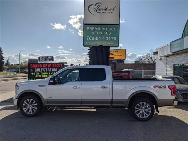 2017 Ford F-150 Lariat (Stk: HW1125) in Edmonton - Image 1 of 40