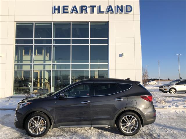 2017 Hyundai Santa Fe Sport 2.0T Limited (Stk: LLT353A) in Fort Saskatchewan - Image 1 of 19