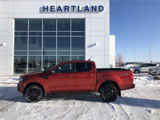 2019 Ford Ranger Lariat (Stk: LLT354A) in Fort Saskatchewan - Image 1 of 26
