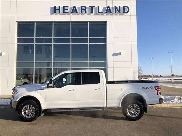 2019 Ford F-150 Lariat (Stk: LLT362A) in Fort Saskatchewan - Image 1 of 28