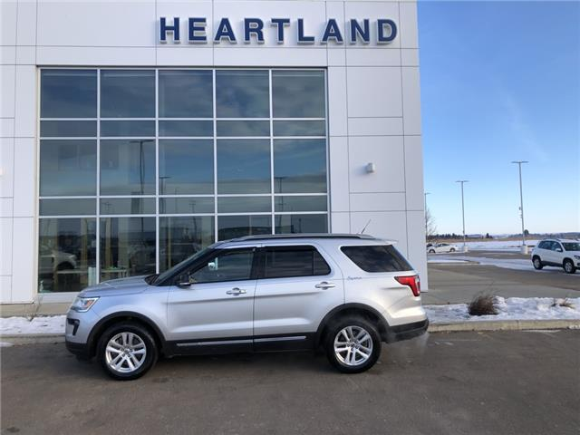 2018 Ford Explorer XLT (Stk: LEX050A) in Fort Saskatchewan - Image 1 of 27