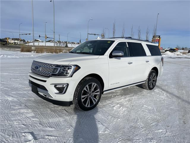 2021 Ford Expedition Max Platinum (Stk: MEP002) in Fort Saskatchewan - Image 1 of 23