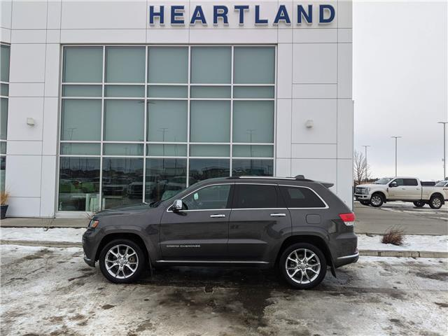 2014 Jeep Grand Cherokee Summit (Stk: B10914A) in Fort Saskatchewan - Image 1 of 39