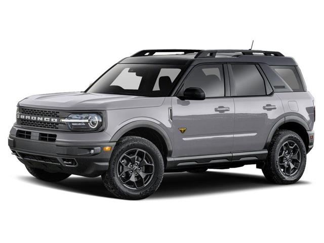 2021 Ford Bronco Sport Big Bend (Stk: MBR006) in Fort Saskatchewan - Image 1 of 2