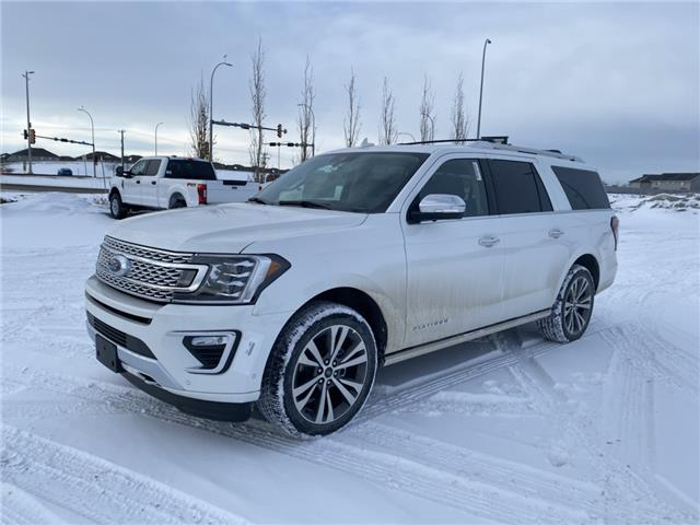 2021 Ford Expedition Max Platinum (Stk: MEP003) in Fort Saskatchewan - Image 1 of 24