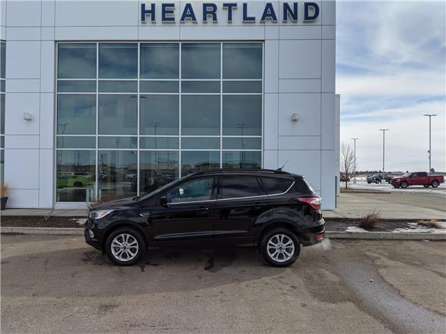 2018 Ford Escape SE (Stk: LSC038A) in Fort Saskatchewan - Image 1 of 34