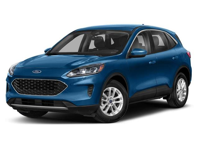2021 Ford Escape SE (Stk: MSC010) in Fort Saskatchewan - Image 1 of 9
