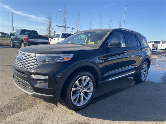 2021 Ford Explorer Platinum (Stk: MEX031) in Fort Saskatchewan - Image 1 of 23