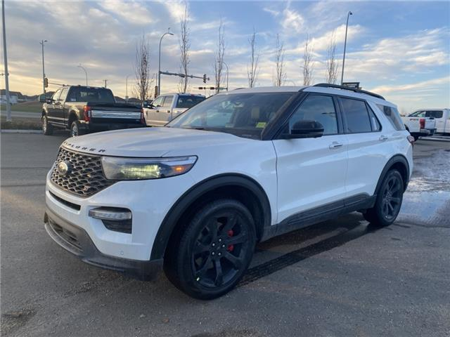 2021 Ford Explorer ST (Stk: MEX026) in Fort Saskatchewan - Image 1 of 23