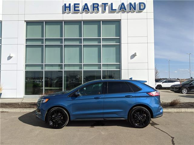2019 Ford Edge ST (Stk: B10925) in Fort Saskatchewan - Image 1 of 38