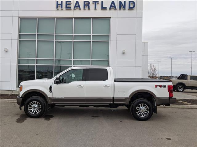 2019 Ford F-350 King Ranch (Stk: B10926) in Fort Saskatchewan - Image 1 of 46