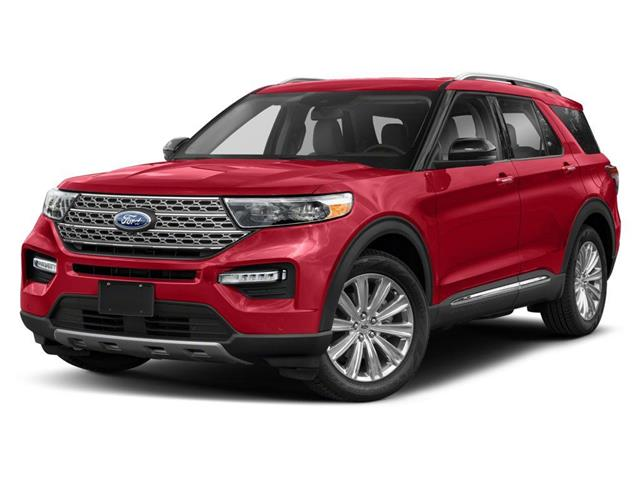 2021 Ford Explorer XLT (Stk: MEX043) in Fort Saskatchewan - Image 1 of 9