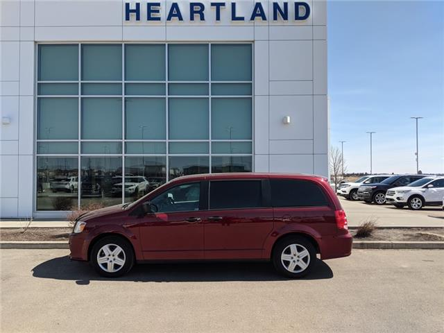 2018 Dodge Grand Caravan CVP/SXT (Stk: LSC083A) in Fort Saskatchewan - Image 1 of 32