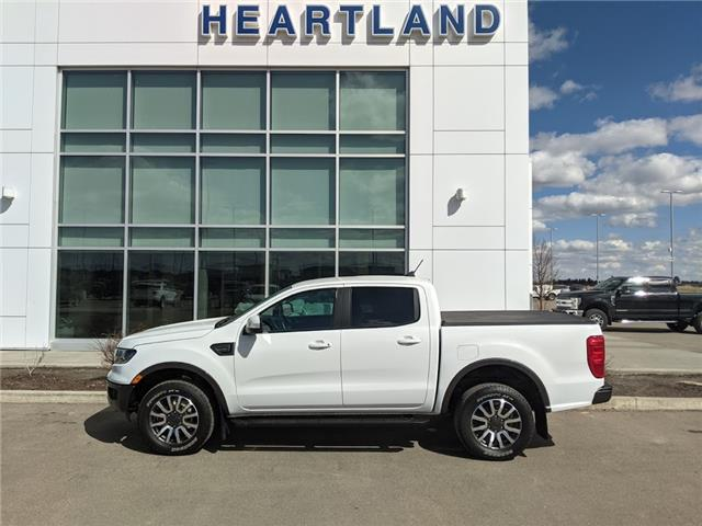 2019 Ford Ranger Lariat (Stk: B10932) in Fort Saskatchewan - Image 1 of 42