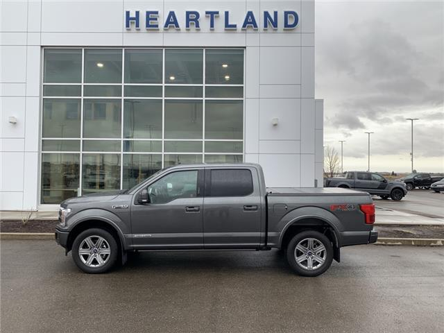 2019 Ford F-150 Lariat (Stk: B10941) in Fort Saskatchewan - Image 1 of 24