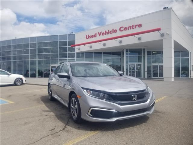 2019 Honda Civic LX (Stk: U194437) in Calgary - Image 1 of 23
