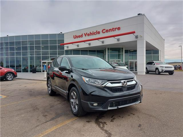2019 Honda CR-V EX (Stk: U204237) in Calgary - Image 1 of 30