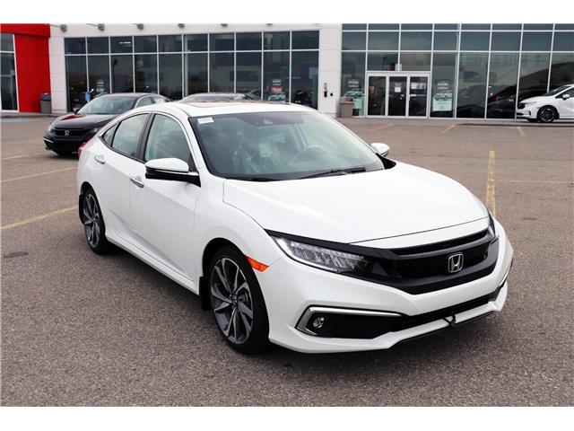 2021 Honda Civic Touring (Stk: 2210046) in Calgary - Image 1 of 10