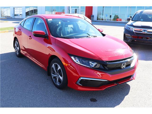 2021 Honda Civic LX (Stk: 2210066) in Calgary - Image 1 of 9
