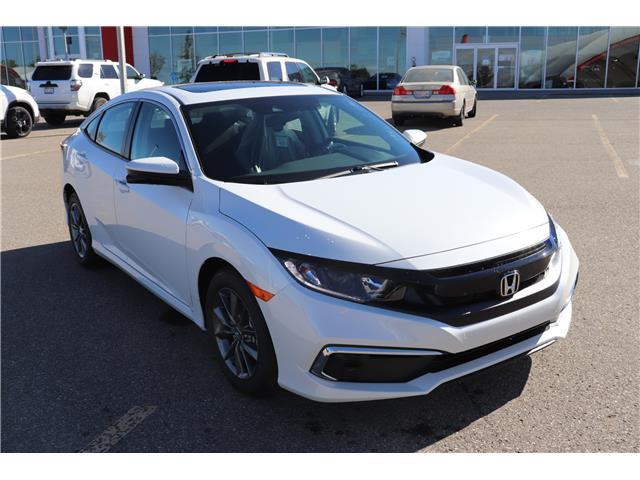 2021 Honda Civic EX (Stk: 2210052) in Calgary - Image 1 of 9