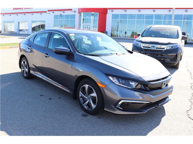 2021 Honda Civic LX (Stk: 2210065) in Calgary - Image 1 of 9