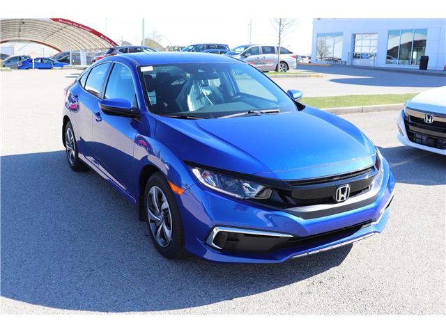 2021 Honda Civic LX (Stk: 2210064) in Calgary - Image 1 of 9