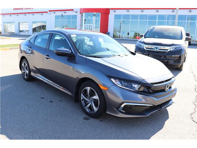 2021 Honda Civic LX (Stk: 2210063) in Calgary - Image 1 of 9