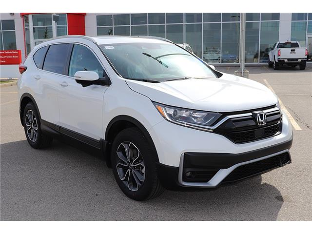2021 Honda CR-V EX-L (Stk: 2210096) in Calgary - Image 1 of 10