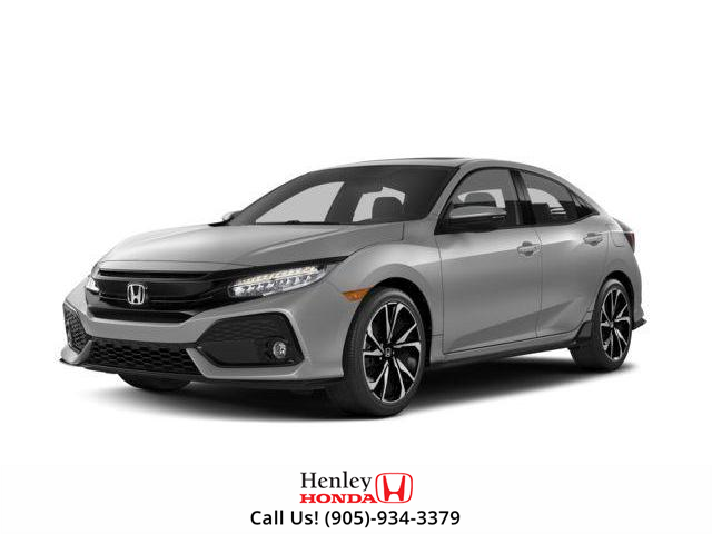 2018 Honda Civic Sport Touring (Stk: H16577) in St. Catharines - Image 1 of 2